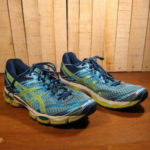 Asics Gel Chase Running Low Top Sneakers Size 10